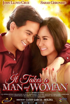 It Takes A Man and A Woman -- DVD